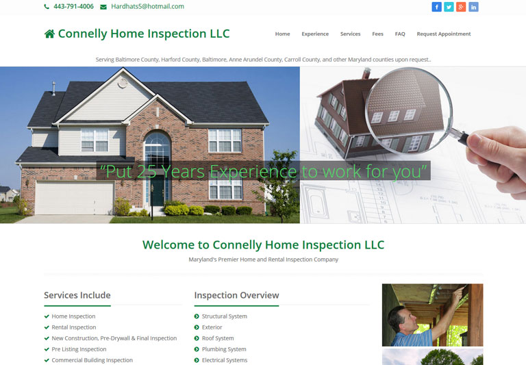 Connelly Home Inspection LLC