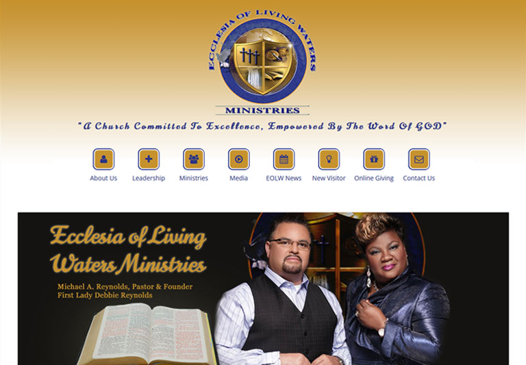 Ecclesia of Living Waters Ministries
